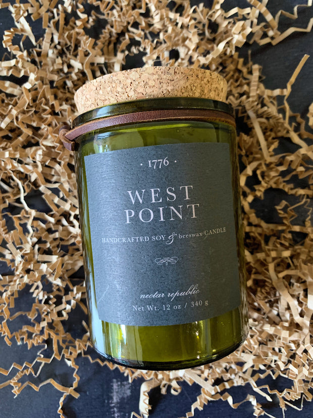 1776 Candle - West Point