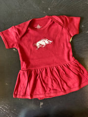 Arkansas Picot Bodysuit Dress