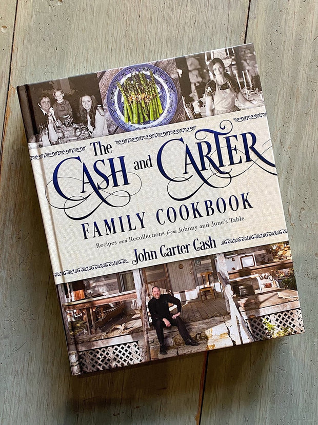 The Carter and Cash Cookbook