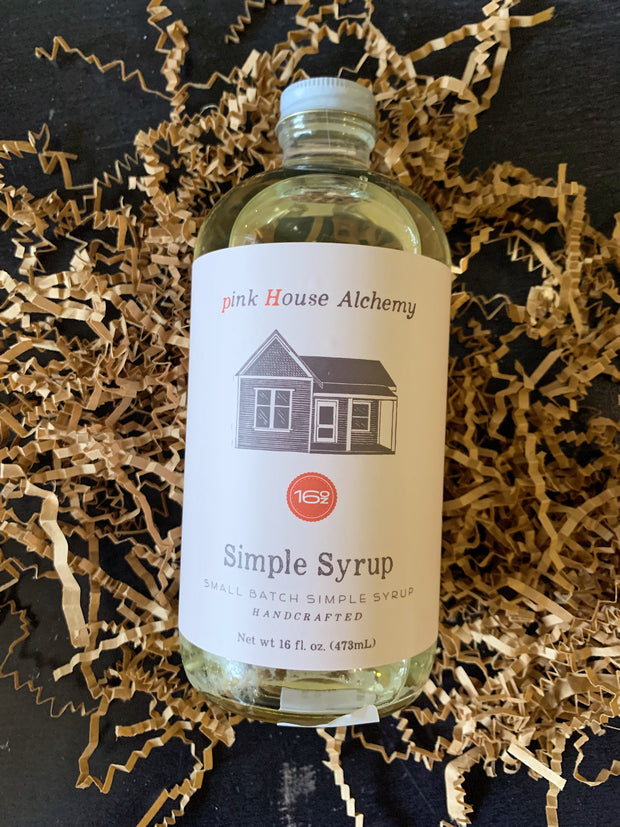 Pink House Alchemy: Simple Syrup