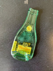 Texas UpCycle: Topo Chico Recycled Bottle Serving Dish