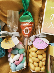 Hammond's Candies: Lemon Jordan Almond Gift Bag