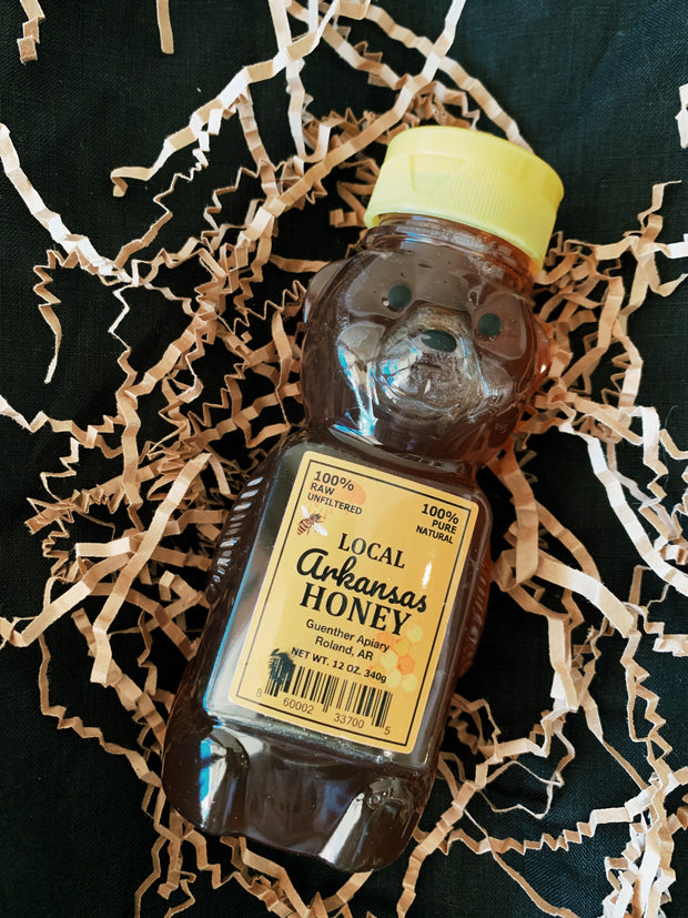 Guenther Apiary: Arkansas Honey