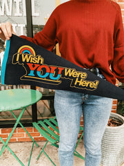 Oxford Pennant: Wish You Were Here Pennant