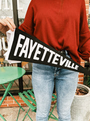 Oxford Pennant: Fayetteville Pennant