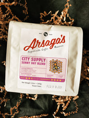 City Supply X Arsaga's Sunny Day Blend