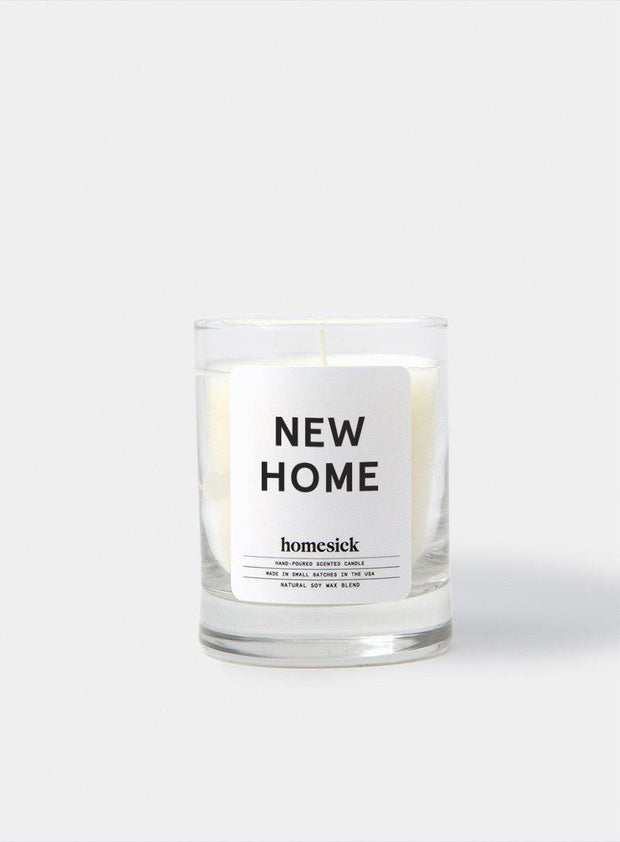 Homesick Candles - New Home Mini Candle