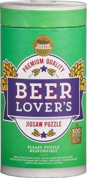 Beer Lovers Jigsaw Puzzle