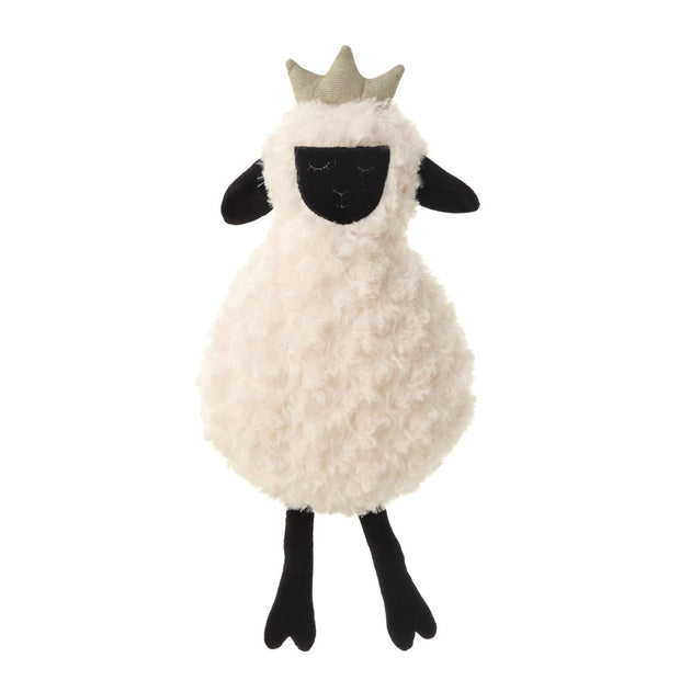 Plush Sheep w/ Crown