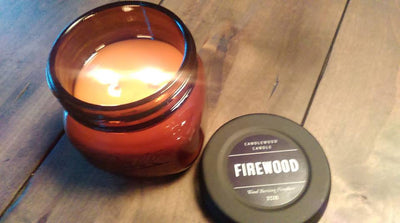 Candlewood Candle - 16 oz Firewood Authentic Candle