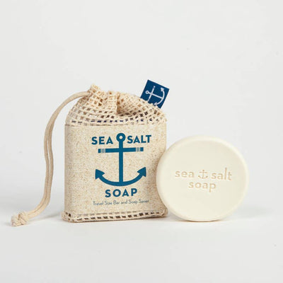 Kalastyle - Swedish Dream Sea Salt Soap Travel Size Bar & Soap Saver