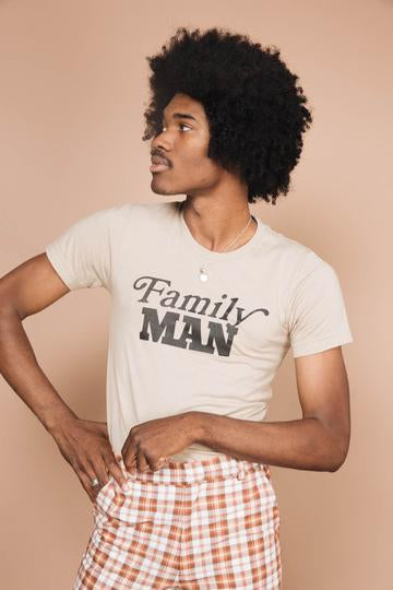 The Bee & The Fox: Family Man T-Shirt
