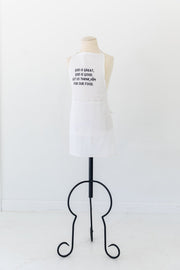 Heirloomed: Children's Apron - God is Great