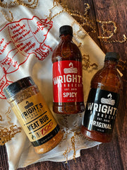 Wright's BBQ Lover Gift Set