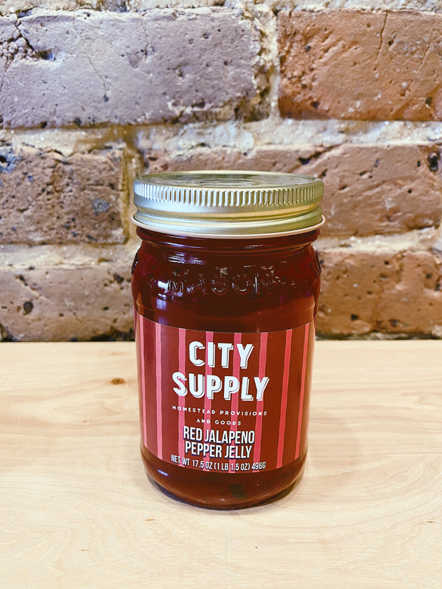 House of Webster: Red Jalapeno Pepper Jelly