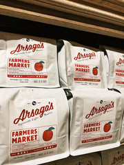 Arsaga's Coffee Roasters: Farmers Market Blend