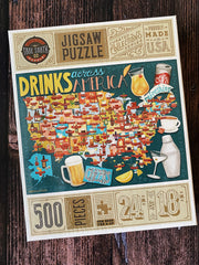 True South Puzzle: Drinks Across America