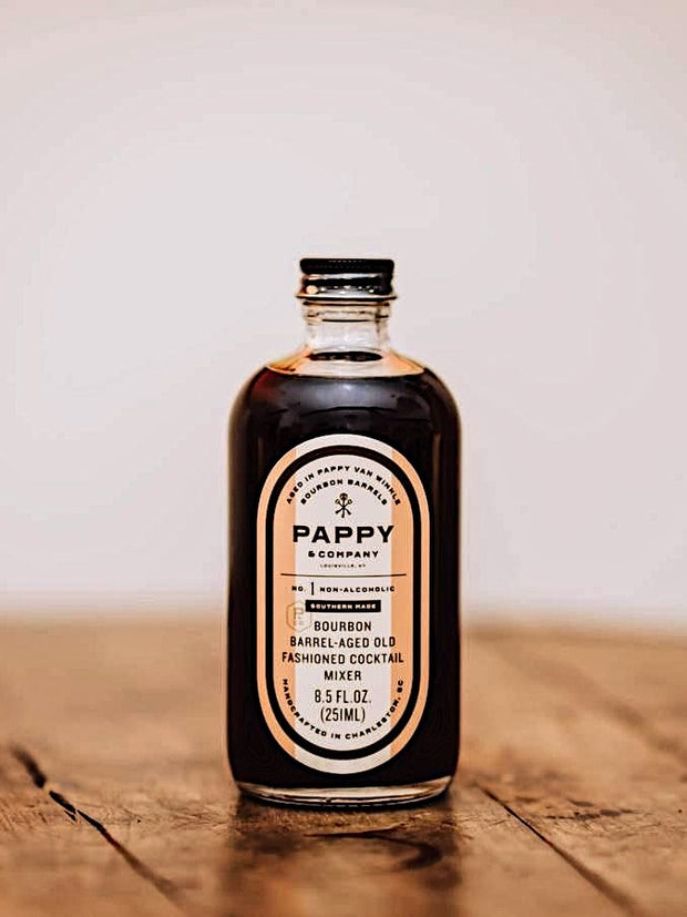 Bittermilk x Pappy & Co: Old Fashioned mix