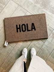 Hola Doormat (All Weather)
