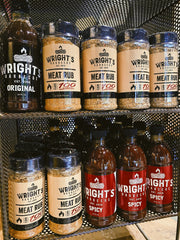 Wright's BBQ: Meat Rub