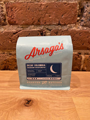 Arsaga's Coffee Roasters: Decaf Colombia