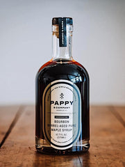 Pappy & Co: Bourbon Barrel-aged Maple Syrup