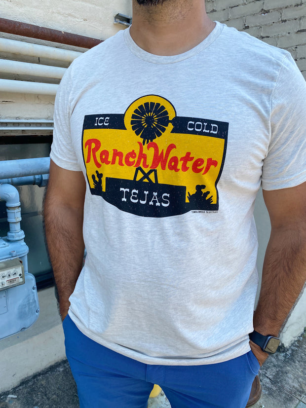 Ranch Water Label T-Shirt