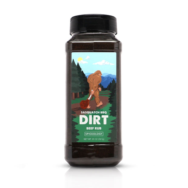 Spiceology: Sasquatch BBQ blend - Dirt