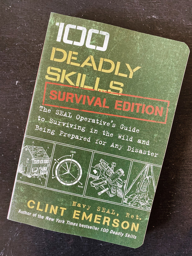 100 Deadly Skills: Survival Edition