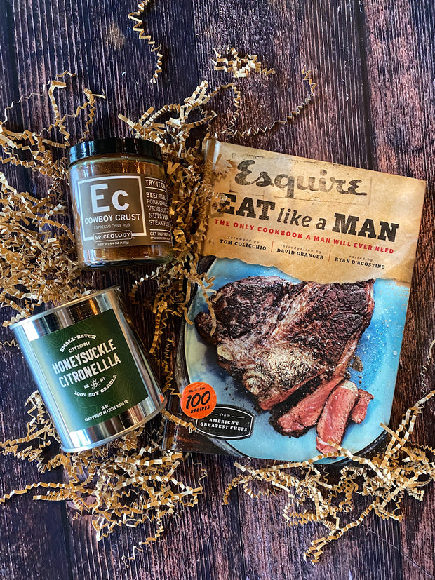 Eat like A Man Gift Set