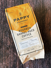 Pappy & Co: Barrel-aged Coffee