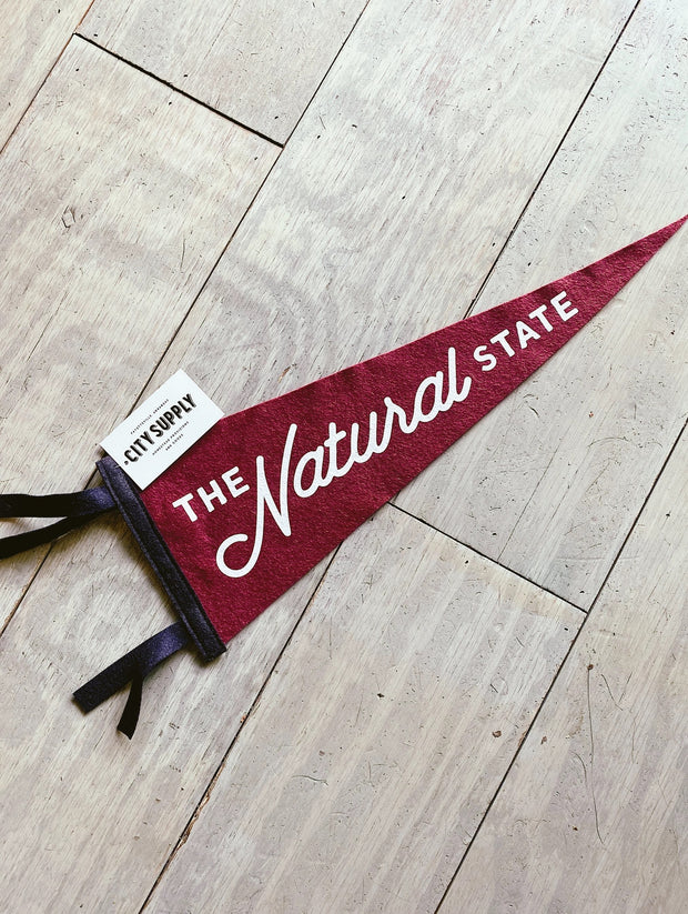 Oxford Pennant: The Natural State