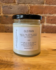 Lovestruck Co - Old Main soy candle