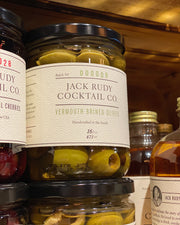 Jack Rudy: Vermouth Brined Olives