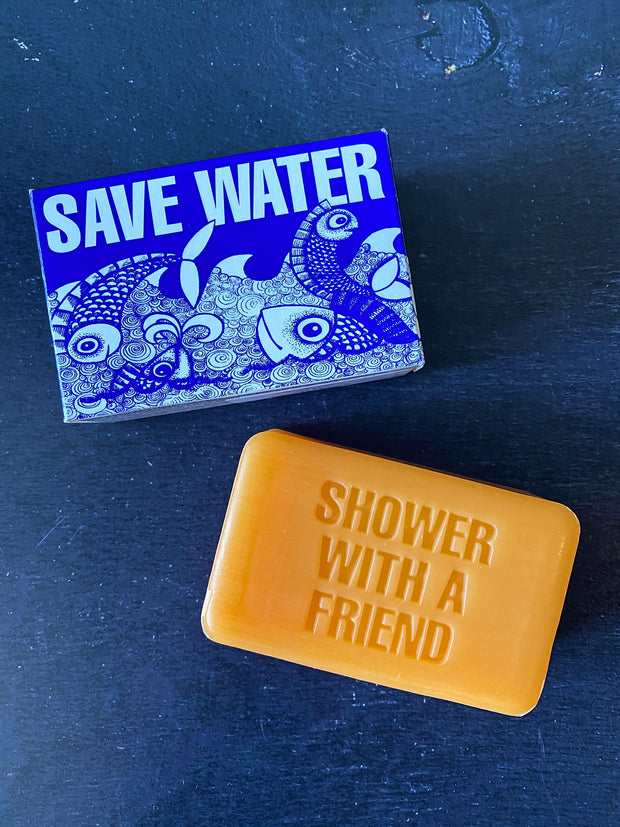 Kalastyle: Save Water/Shower with a Friend Soap