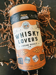 Whisky Lovers Jigsaw Puzzle