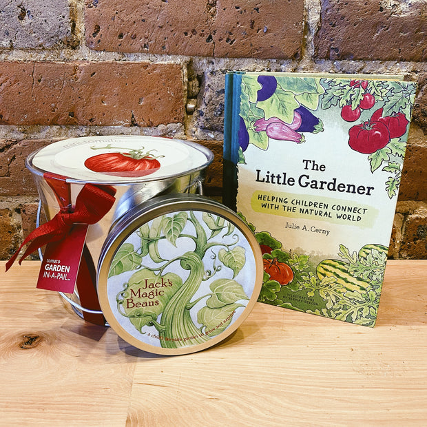 little gardener gift set
