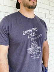 Chopping Local City Supply Exclusive T-Shirt