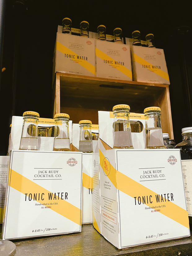 4 pack tonic water - CURBSIDE PICKUP ONLY