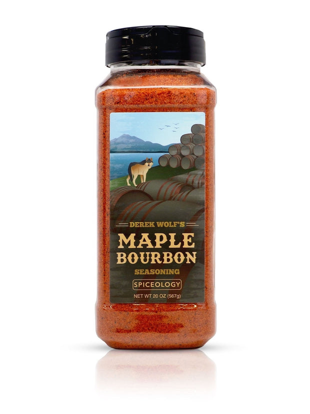 Spiceology: Derek Wolf blend - Maple Bourbon