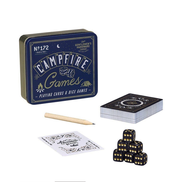 Gentlemen's Hardware Campfire Games Set