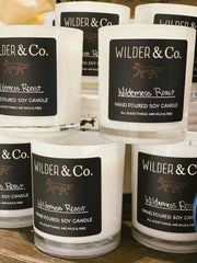Emerson Park: Wilderness Roast Candle