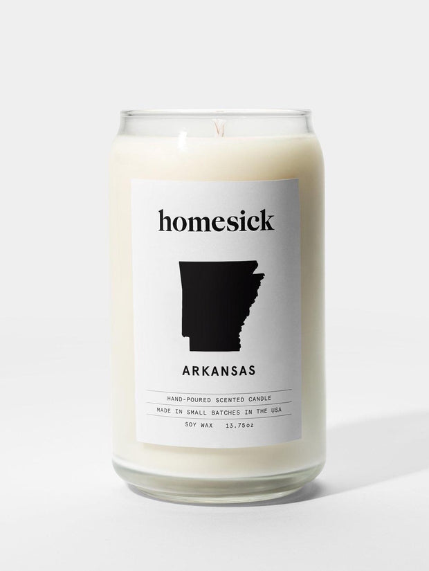Homesick Candles: Arkansas Candle