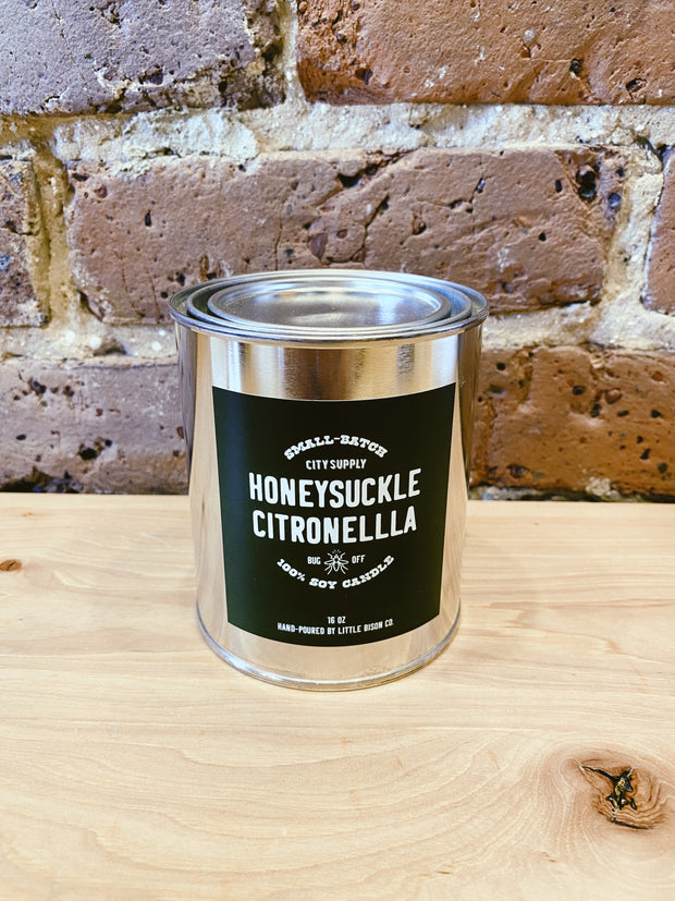 CITY SUPPLY EXCLUSIVE: honeysuckle citronella