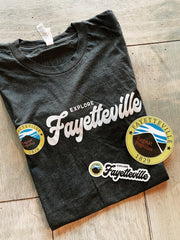Explore Fayetteville T-Shirt (City Supply Exclusive)