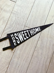 Home Sweet Home Pennant