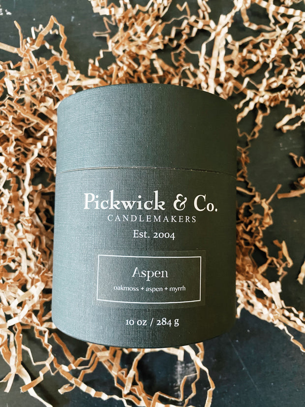 Pickwick & Co: Aspen