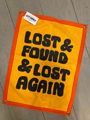 Oxford Pennant: Lost and Found Camp Flag