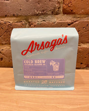 Arsaga's Coffee Roasters: Cold Brew Colombia Caldono AA