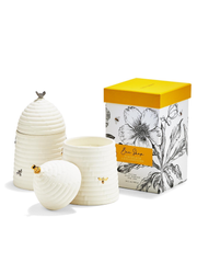 Bee Skep Scented Candle in Gift Box